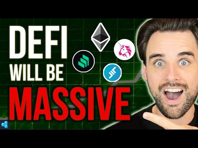 Why Decentralized Finance DeFi Will Be HUGE!