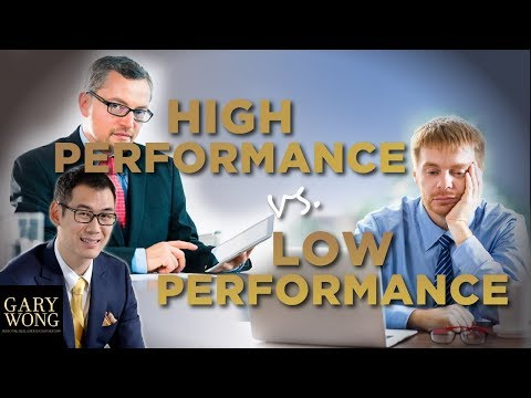 High Performance vs Low Performance - How Can You Tell