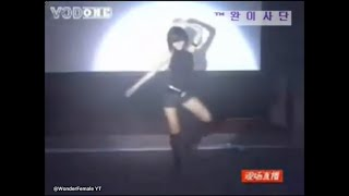 """원더걸스 Wonder Girls """"Dance Performance Hyuna (현아) + (박진영) HONE…"""