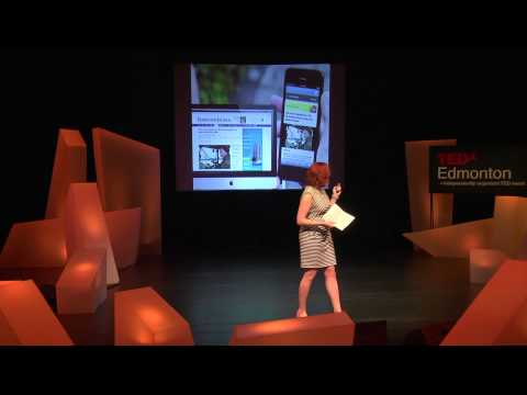 The Future of News: Kerry Powell at TEDxEdmonton