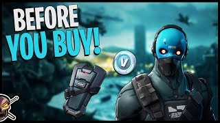The COBALT PACK in Fortnite - Gameplay and Combos - Before You Buy