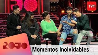 Hernán es sorprendido por su madre que viajó desde Temuco | Rojo