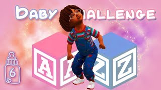 The Sims 4 🍼 A-Z Baby Challenge 🍼 #6 Welcome Baby B