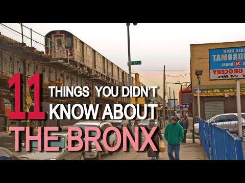 11 Things You Didn't Know About THE BRONX