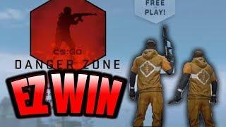CSGO Danger Zone Master