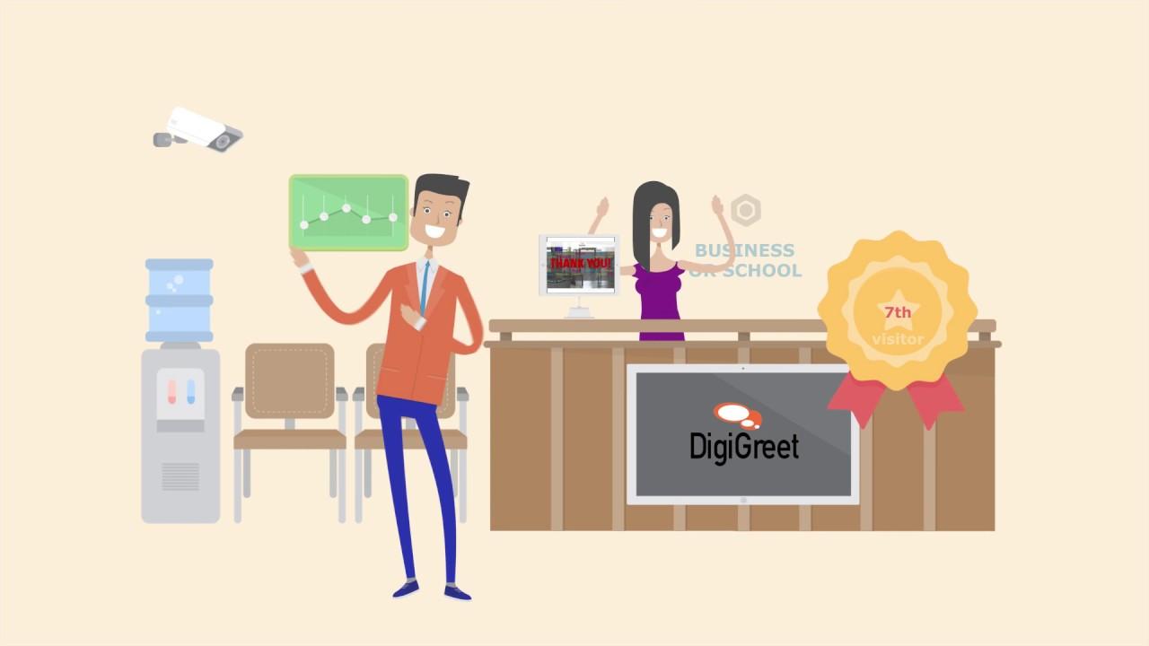 Visitor Management System UK |OFEC|DigiGreet