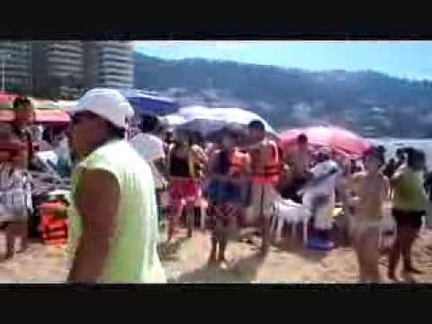 Playa Icacos  Acapulco México
