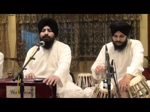 BHAI SATVINDER SINGH DELHIVALE - KAR KIRPA TERE GUN GAVAN