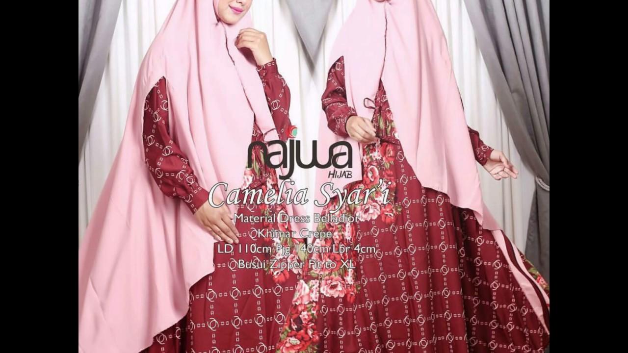 Baju Gamis Modern Surabaya 085645389646 Youtube