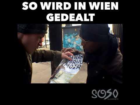 So wird in Wien gedealt 👷 - SOSO COMEDY feat. 👹 Willlachen.at