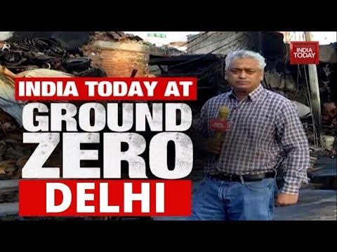 Who Set Delhi On Fire? | Ground Zero Delhi With Rajdeep Sardesai