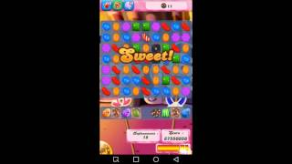 Candy Crush Saga Level 519 - Android