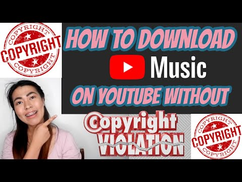 How to download MUSIC on Youtube without Copyright