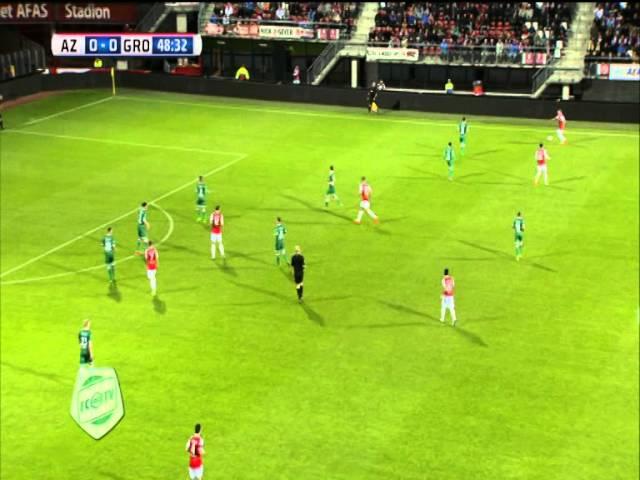 Samenvatting AZ - FC Groningen 0-0 (2014)