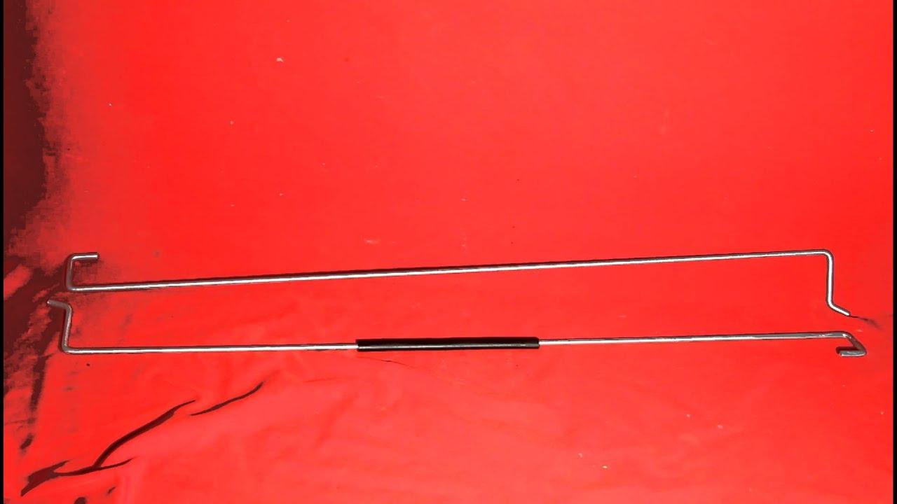 Pontiac GTO Buick Skylark Olds Cutlass Trunk Torsion Bars