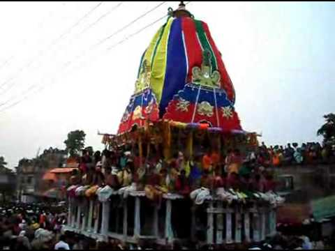 Lingaraj Car festival HD uploaded by soumya