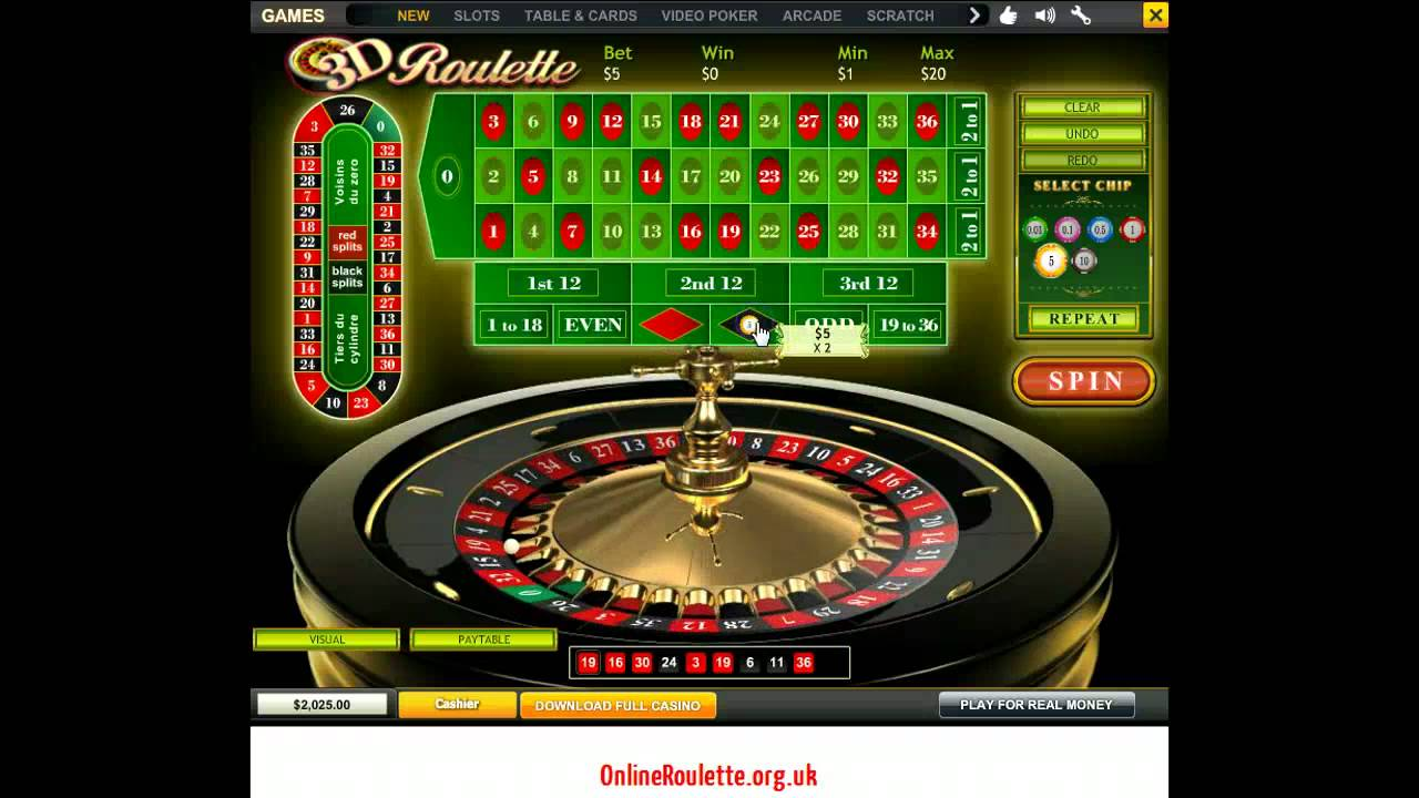 Roulette Law Of The Third Roulette Strategy