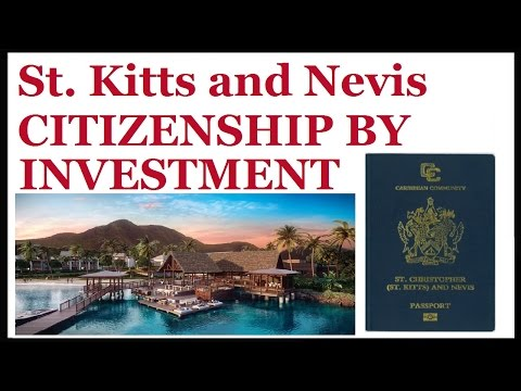 St Kitts and Nevis Citizenship by Investment