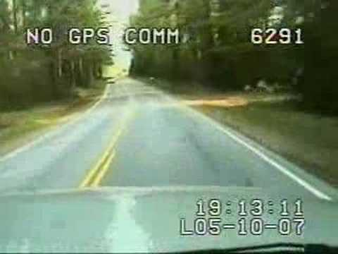 Dashboard Video Of Franconia Officer, Shooter Deaths