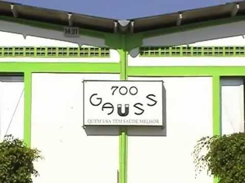 700 Gauss A Empresa Youtube