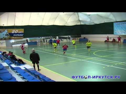 """Свеча"" (Ангарск) - ""Пчелы"" (Иркутск) - 3:0"