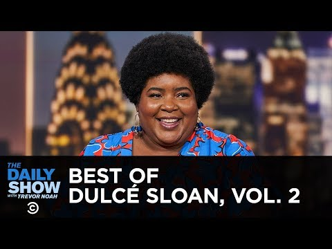 Your Moment of Them: The Best of Dulcé Sloan Vol. 2 | The Daily Show