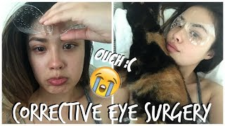 MY HONEST PRK (VISION CORRECTION) EXPERIENCE | The Good, The Bad, and The Ugly!