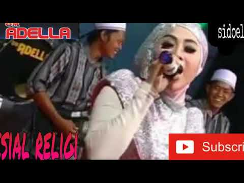Download ADELLA spesial religi Mp4 baru