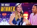 The Voice: Maelyn Jarmon WINS! Now What's Next?