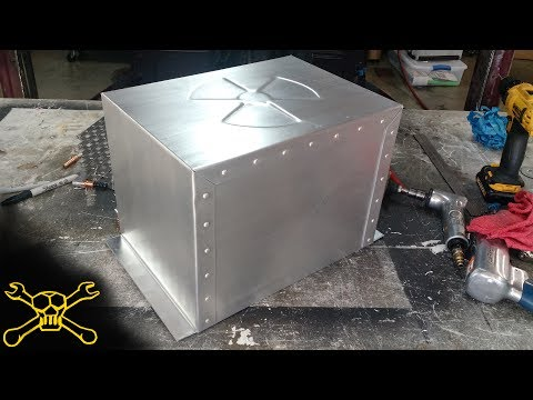 How To Make A Custom Battery Box