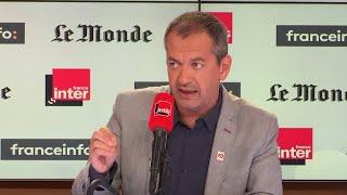 """Pascal Pavageau : """"On sombre dans la radicalité et dans la violence"""""""