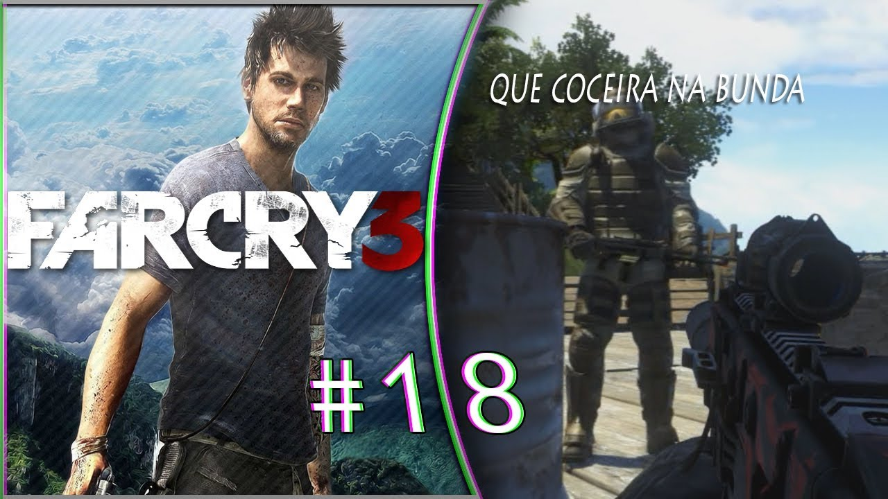 legenda em portugues para far cry 3