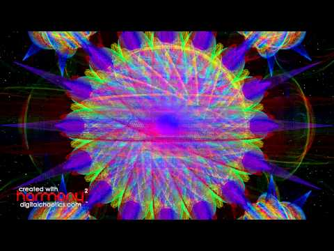 Lost Inside - Music by Astrix, Visual Music by VJ Chaotic