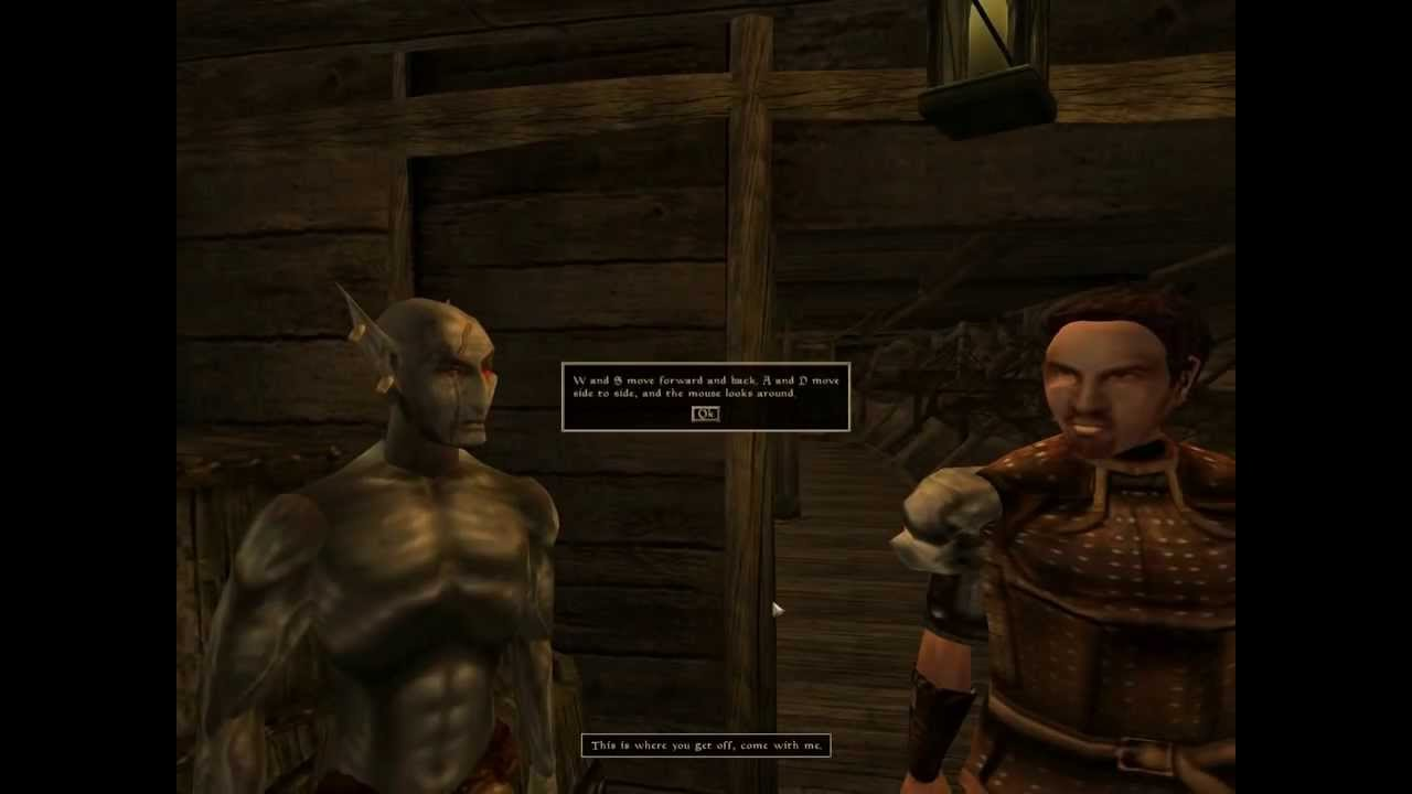 I Replaced Every Sound In Morrowind With The Tim Allen Grunt Youtube