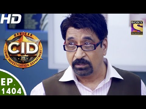 CID - सी आई डी - Band Aankhen - Episode 1404 - 29th January, 2017