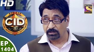 vuclip CID - सी आई डी - Band Aankhen - Episode 1404 - 29th January, 2017