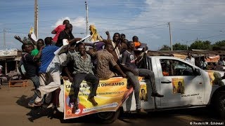 Global TV Kenya: Cheki Wakenya Walichomfanyia Uhuru Kenyatta