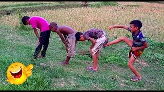 Very funny Comedy Videos 2019 #Lungi Fun