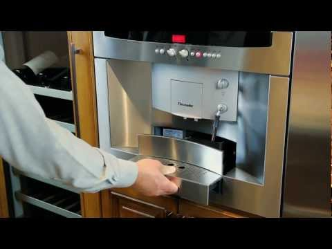 Descaling Thermador Coffee Machines