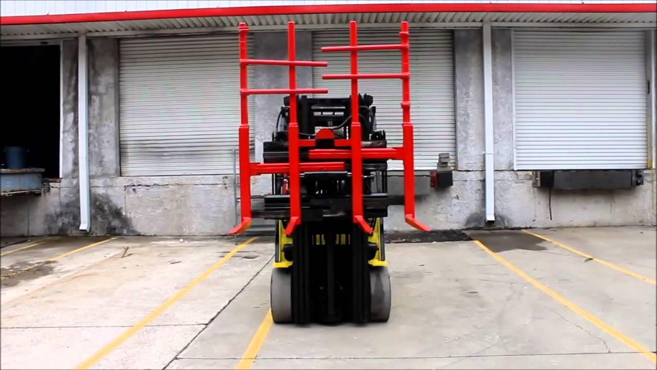 4 Prong Forklift 12 Volt Wiring Diagram For Caravan Caterpillar 6000 Lbs Propane Fork Lift With Cascade Attachment