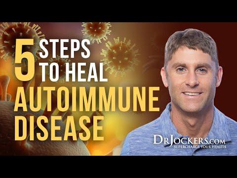 5 Steps to Heal AutoImmune Disease Naturally