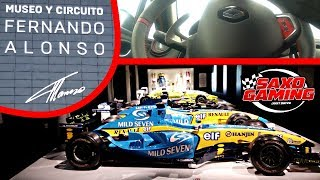 MUSEO FERNANDO ALONSO + RENAULT EXPERIENCE