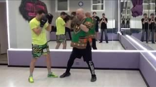 Уроки бокса:  Усиление ударов руками от А. Плаксина ( RAPT )