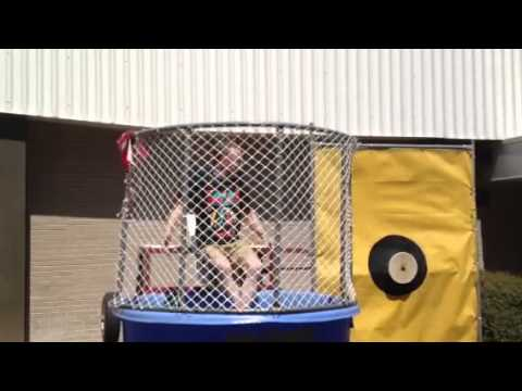 Bladen Community College Dunk Tank