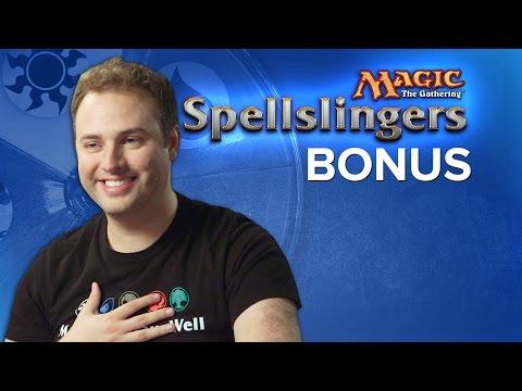 Gag Reel! Day 9 vs. Gavin Stenhouse in Magic: The Gathering: Spellslingers