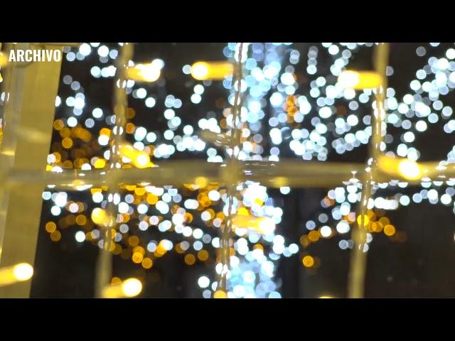 La Navidad iluminará Villanueva con 475.100 puntos de luz