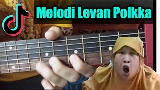 Tutorial Melodi Levan Polkka | Tiktok Viral