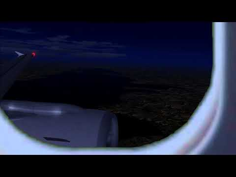 Перелёт Краснодар Ереван A319 ARMAVIA FSX