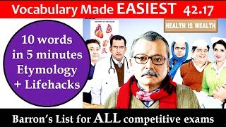 vocabulary made EASIEST 42.17 Learn etymology by puneet biseria in hindi
