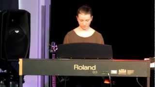 """Me playing """"La valse d'Amelie"""" by Yann Tiersen Thumbnail"""